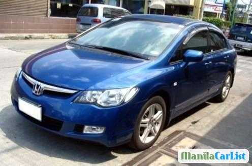 Picture of Honda Civic Manual 2006