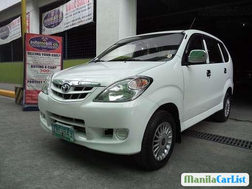 Picture of Toyota Avanza Automatic 2008