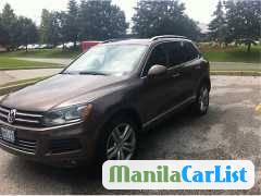 Picture of Volkswagen Touareg Automatic 2012