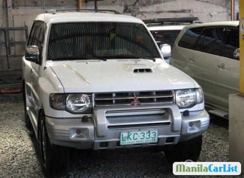 Pictures of Mitsubishi Pajero Automatic 2001