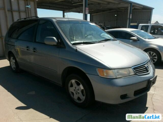Picture of Honda Odyssey Automatic 2001