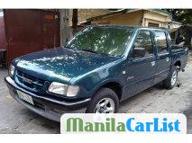 Picture of Isuzu Manual 2003