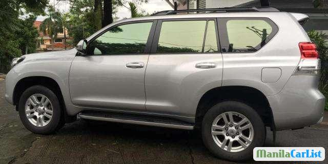 Picture of Toyota Land Cruiser Automatic 2012