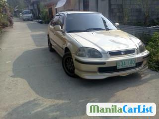 Picture of Honda Civic Automatic 1997