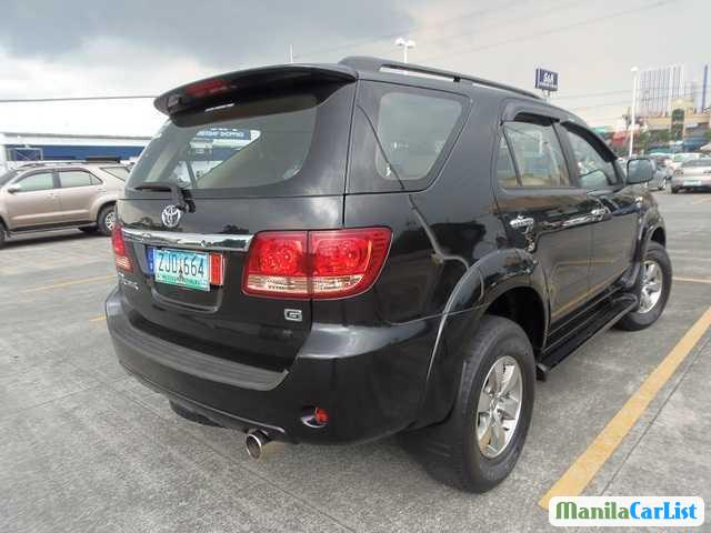 Toyota Fortuner Automatic 2007 in Bulacan