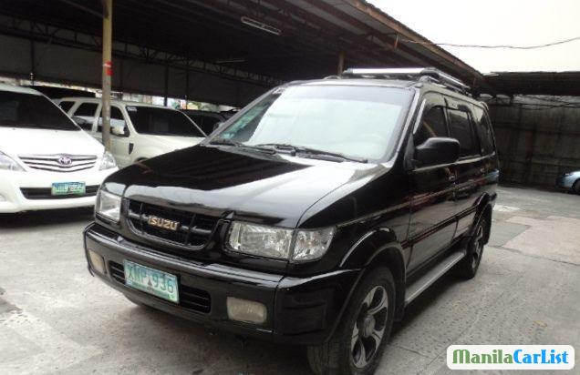 Picture of Isuzu Crosswind Manual 2004