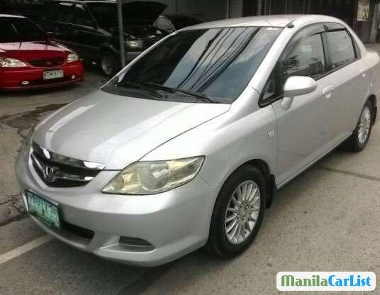 Picture of Honda City Manual 2006