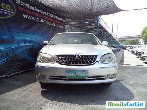 Picture of Toyota Camry Manual 2005