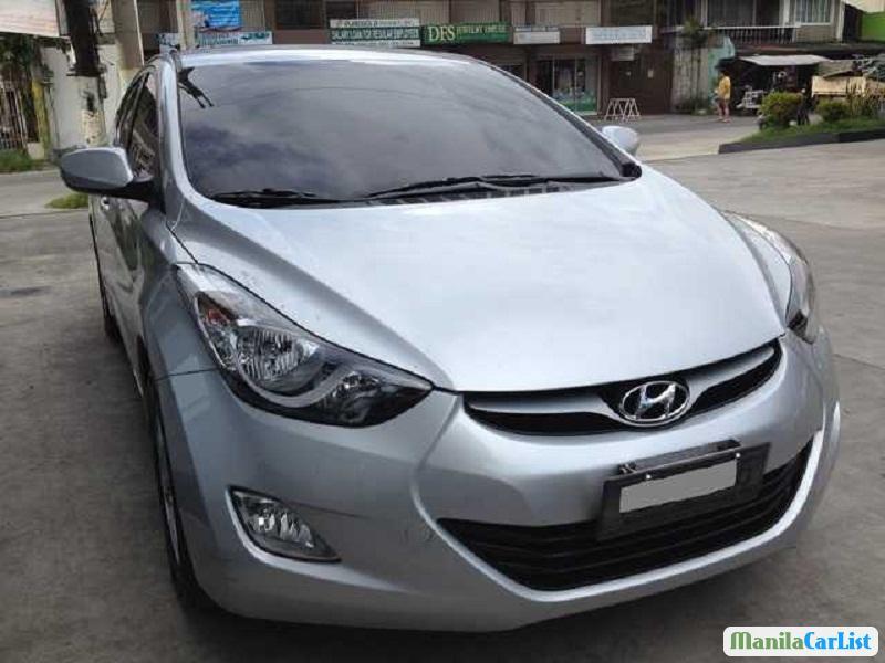 Hyundai Elantra Automatic 2015 in Philippines