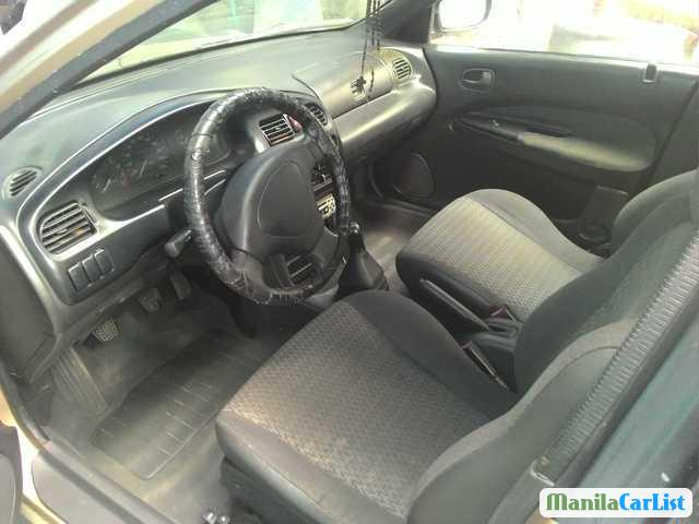 Picture of Mazda Familia Manual 1997