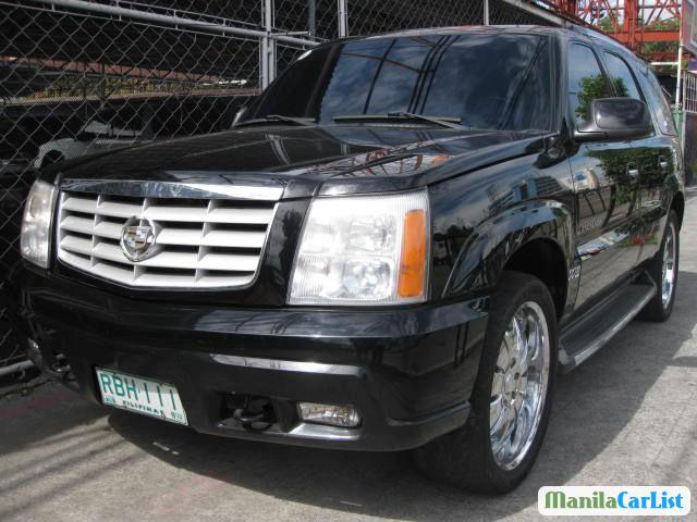 Picture of Cadillac Escalade Automatic 2002