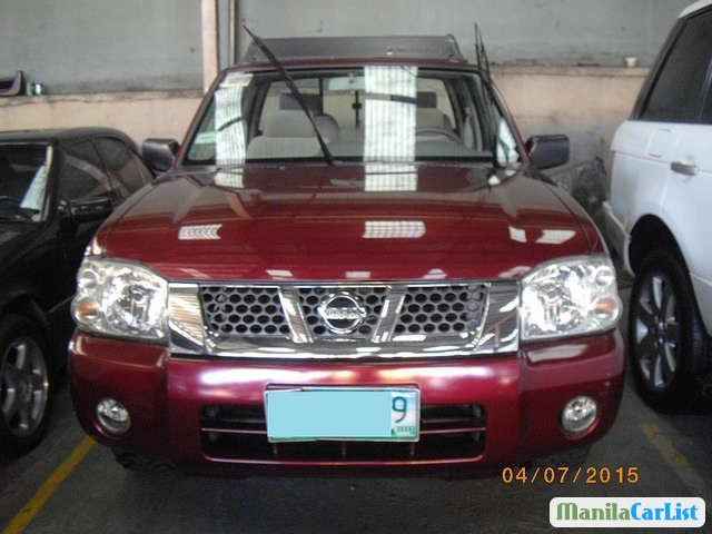 Pictures of Nissan Frontier Automatic 2007