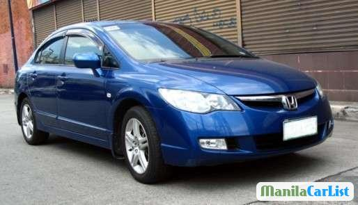 Honda Civic Manual 2006