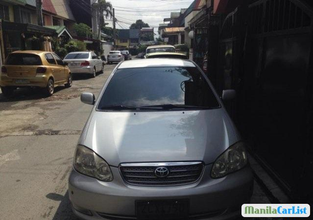 Picture of Toyota Corolla 2006