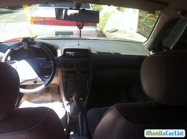 Toyota Corolla Manual 2013