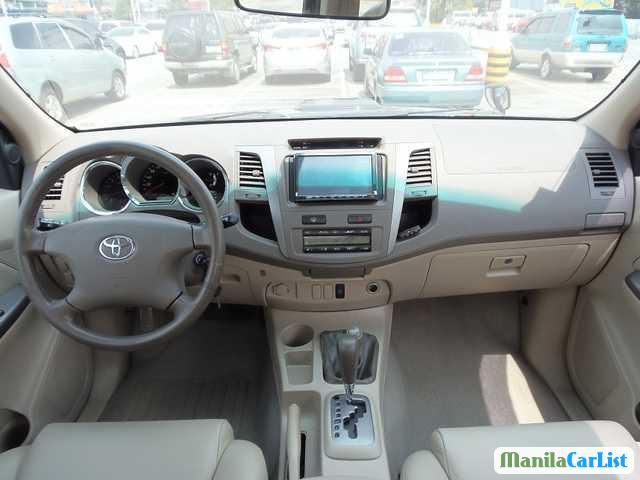 Toyota Fortuner Manual 2013
