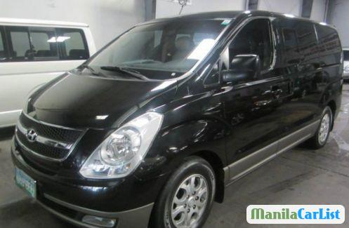 Pictures of Hyundai Starex Automatic 2009