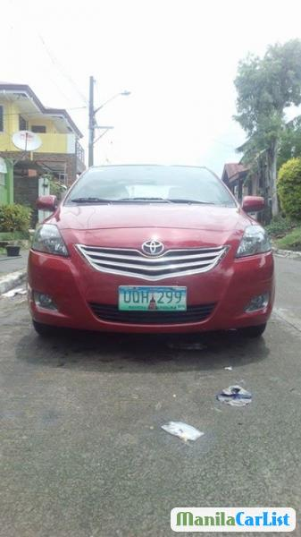 Toyota Vios Automatic 2012 in Bohol