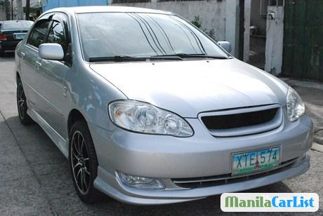 Picture of Toyota Corolla 2005