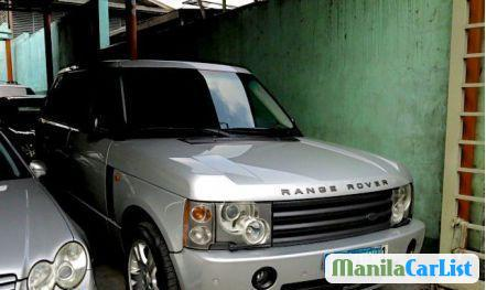 Pictures of Land Rover Range Rover Automatic 2004