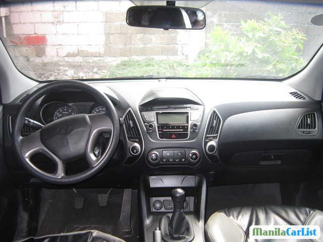 Hyundai Tucson Manual 2011
