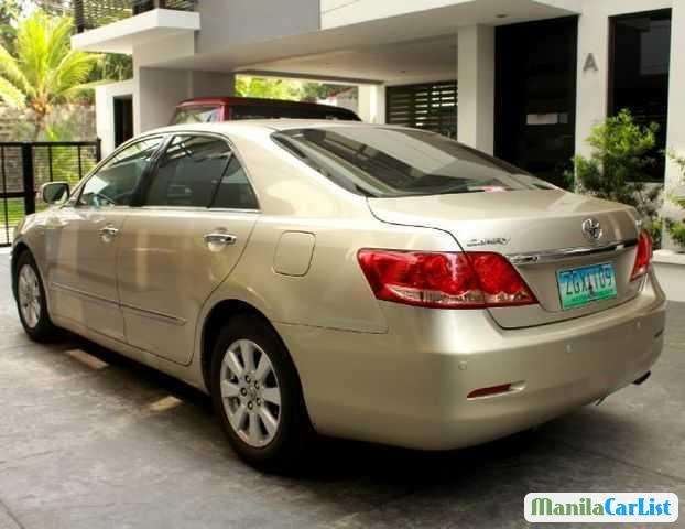 Toyota Camry Manual 2008 in Batanes