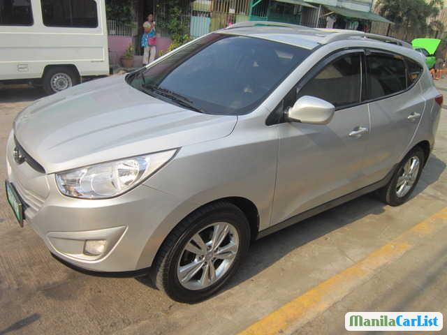 Hyundai Tucson Manual 2011 in Philippines