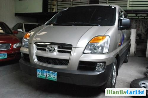 Picture of Hyundai Starex Automatic 2005