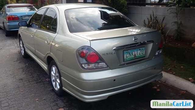 Nissan Sentra Manual 2008 in Negros Occidental