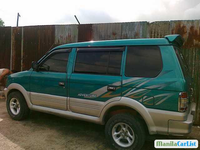 Mitsubishi Adventure Automatic 2000 in Ifugao