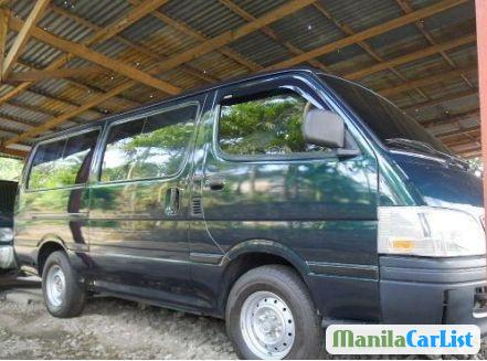 Pictures of Toyota Hiace Manual 2000