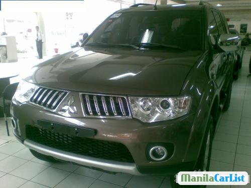 Picture of Mitsubishi Montero Sport Manual