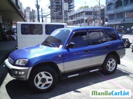 Picture of Toyota RAV4 Manual 1998