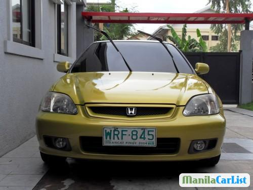 Picture of Honda Civic Manual 2000