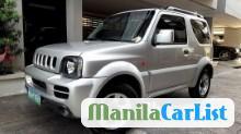 Suzuki Jimny Manual 2011 in Philippines