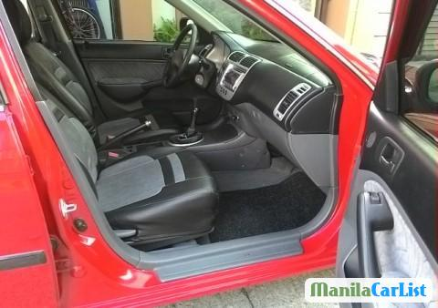 Honda Civic Manual 2001 - image 3