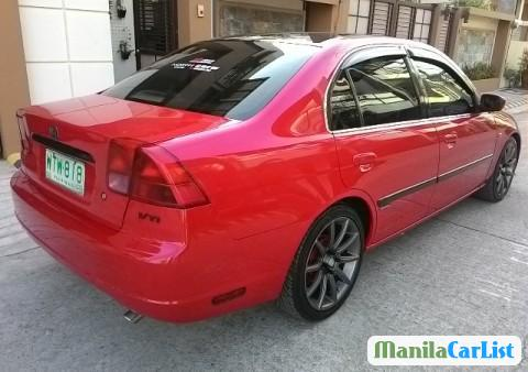 Honda Civic Manual 2001 - image 6
