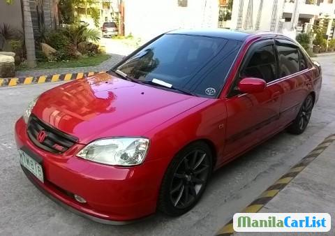 Honda Civic Manual 2001 - image 7