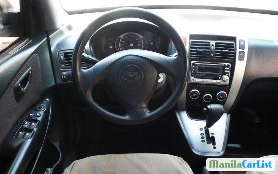 Hyundai Tucson Automatic 2007 - image 4