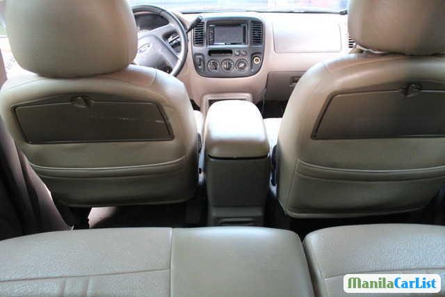 Ford Escape Automatic 2003 - image 3