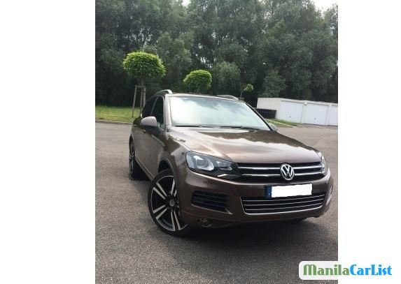 Pictures of Volkswagen Touareg Automatic 2010