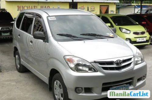 Pictures of Toyota Avanza Manual 2011