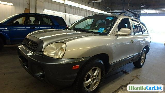 Picture of Hyundai Santa Fe Automatic 2004