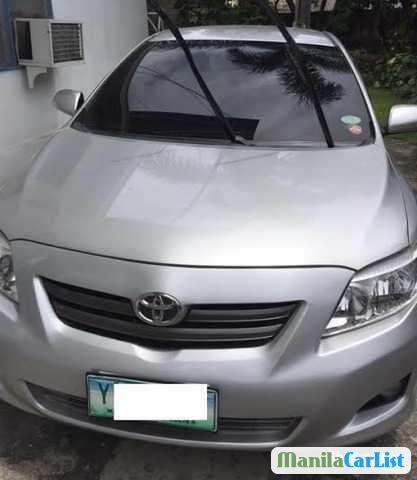 Picture of Toyota Corolla Manual