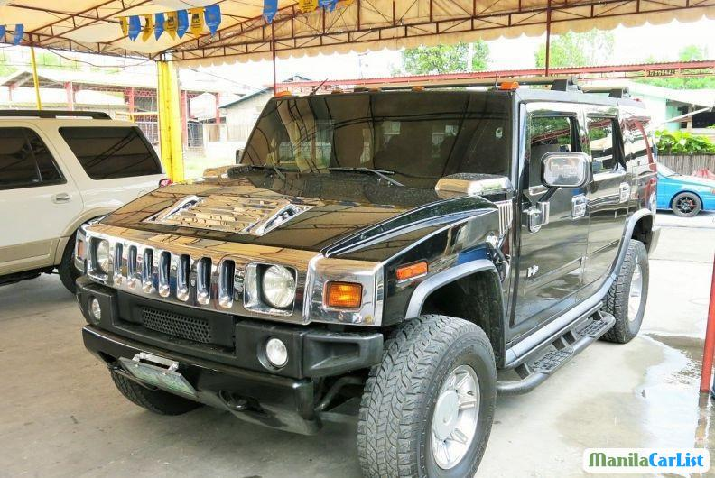 Picture of Hummer H2 2003