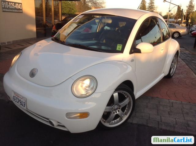 Pictures of Volkswagen Beetle Automatic 2008