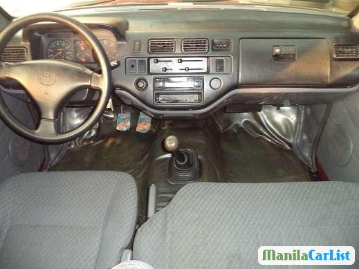 Toyota Other Manual 1999