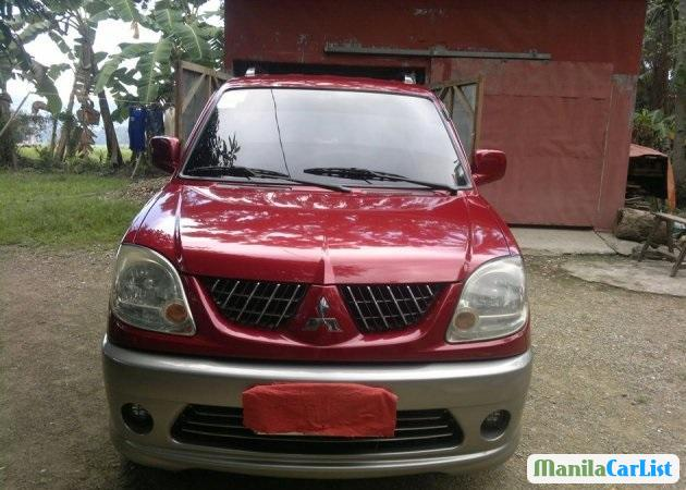 Picture of Mitsubishi Adventure 2005