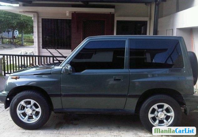 Suzuki Vitara 2000 - image 3