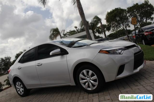 Picture of Toyota Corolla Automatic 2014
